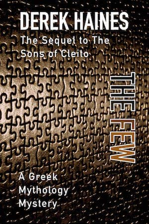 The Few - A Greek mythology thriller by Derek Haines